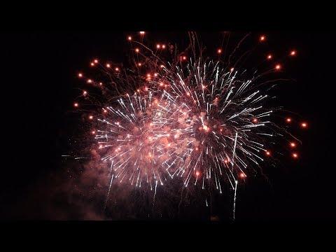[4K] Pyronale 2017 Berlin | Kanada - Firemaster Productions Inc.