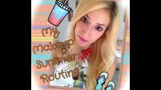 My Summer Makeup Routine Thumbnail