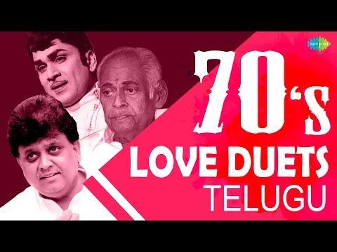 Top 70 Songs of Love Duets  Part I  One Stop Jukebox  P Susheela  SPB  Telugu  HD Songs