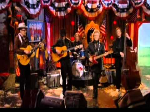 Marty Stuart Show  Guest, Stonewall Jackson