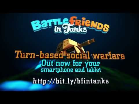 BattleFriends in Tanks | Official Launch Trailer