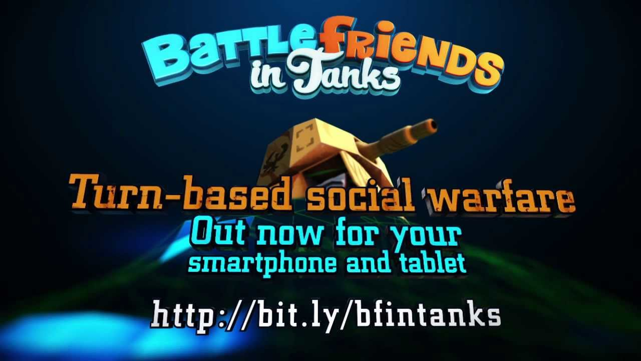 Out Now: 'BattleFriends in Tanks', 'Perfect Kick', 'Pirate Legends