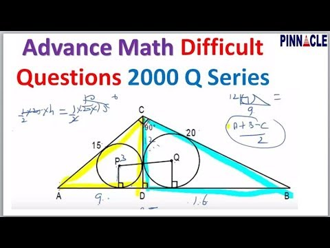 SSC CGL 2018 Preparation I Advance math difficult questions series