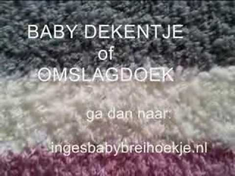 Babysprei Dekentje Youtube