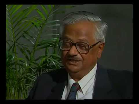 IN CONVERSATION - LATE DR. RAJA RAMANNA