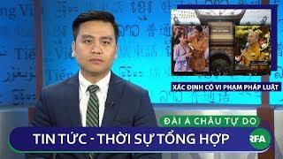 Tin nóng 24h 22.03.2019   Ban Tôn Giáo chính phủ xác định chùa Ba Vàng vi phạm pháp luật