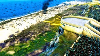 UEBS Has A New Incredible D-Day Map! - Ultimate Epic Battle Simulator Update