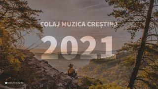 Colaj cu cea mai ascultata muzica crestina 2021 #2 ( videoclip peisaje 2021 )