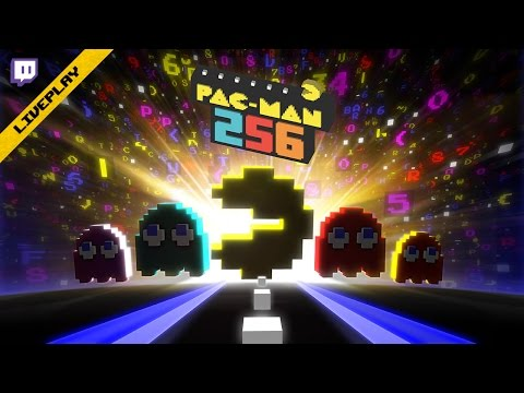 [Rediff][LivePlay] Pac-Man 256 (Steam)
