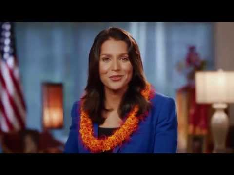 Congresswoman Tulsi Gabbard - Got Your 6 Storytellers Call to Action