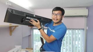 """Haier 32"""" inch LED TV - LE32B9600T 📺 [Unboxing Video]"""