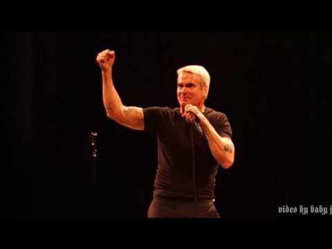 Henry Rollins on Meeting RuPaul-Live-War Memorial Theatre-San Francisco-December 29, 2016-Black Flag