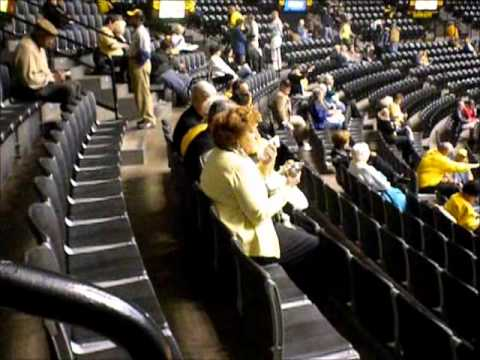 The Shockers Anthem: First Time in the Charles Koch Arena (Premo316)