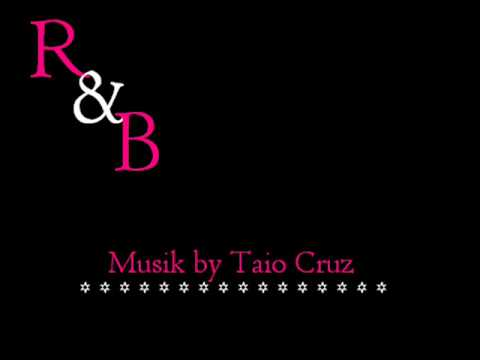 Taio Cruz - I can't say go - [www.RnB4U.in]
