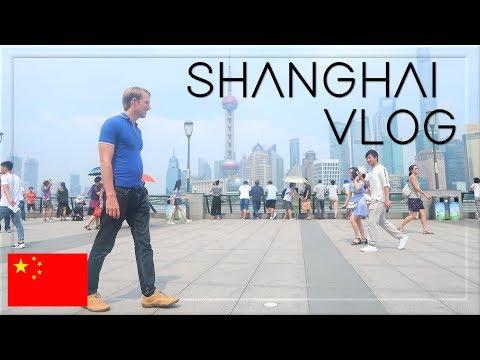 Verrücktes China! Unterwegs in Shanghai. Weltreise Vlog #071