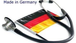 Медицина в Германии (больница изнутри)