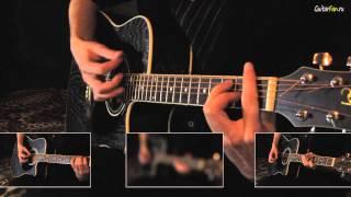 Танцы Минус - Половинка (Кавер под гитару)