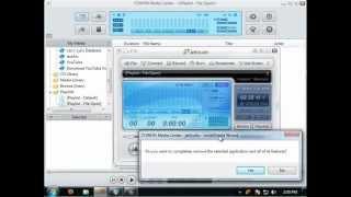 How to Uninstall COWON Media Center - jetAudio Basic VX 8.0