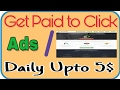 How to advertise with bitcoin ads pay using Paid to Click PTC Slow