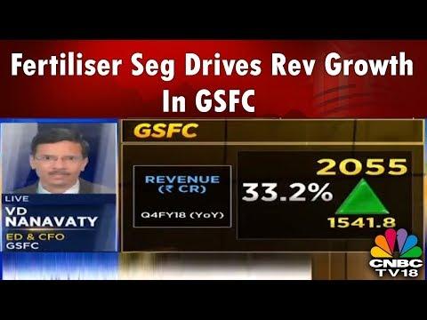 Fertiliser Seg Drives Rev Growth In GSFC | VD Nanavaty Interview | CNBC TV18