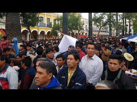 El Pueblo se levanta contra Evo Morales EN VIVO 08/01/2018