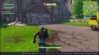 Fortnite ~ The Golden Pirate Is Keep Being The Last Person Alive Part 1