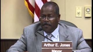 City Council August 14th 2014 Bastrop Louisiana