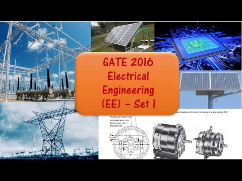 Gate 2016 EE (Set 1) Q8