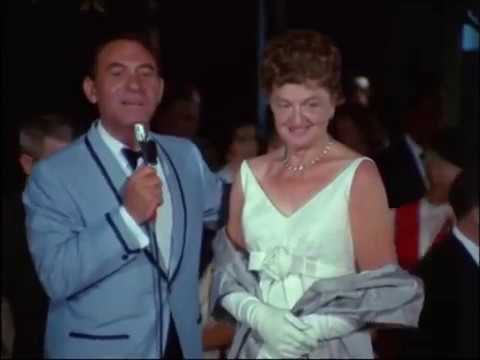 P. L. Travers interview at the Mary Poppins World Premier (1964)