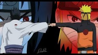 Naruto And Sasuke Vs Reibi Amv Leave It All Behind