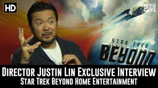 Director Justin Lin Exclusive Interview - Star Trek Beyond