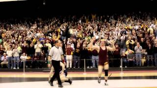University of Minnesota Wrestling: Penn State Recap