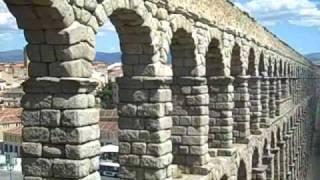 The Great Roman Aqueduct of Segovia