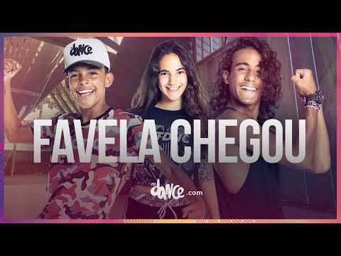 Favela Chegou - Ludmilla ft Anitta Coreografia  Dance