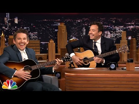 """Bob Dylan Lullabies"" with Ethan Hawke"