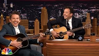 """Bob Dylan Lullabies"" with Ethan Hawke"