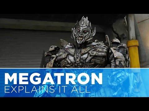 Megatron Explains It All: Early Park Admission