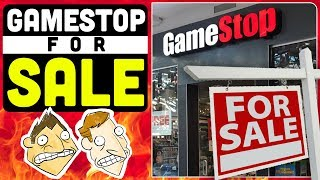 GameStop Up For Sale! - Hot Take