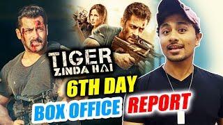 Salman Khan's Tiger Zinda Hai 6th Day Box Office Collection | Prediction Video