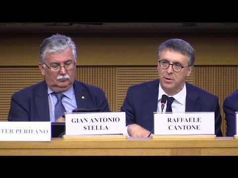Raffaele Cantone - Gian Antonio Stella - CONVEGNO: QUESTIONI E VISIONI DI GIUSTIZIA