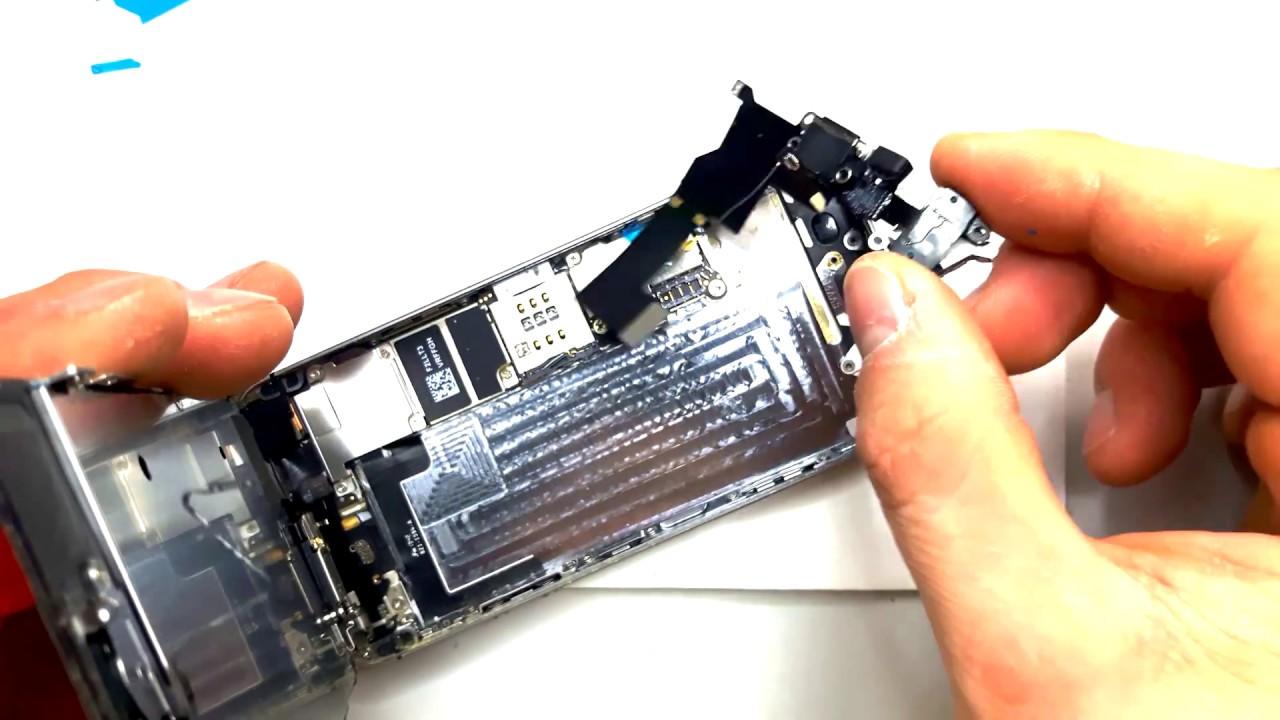 Iphone S Ladebuchse Reparieren