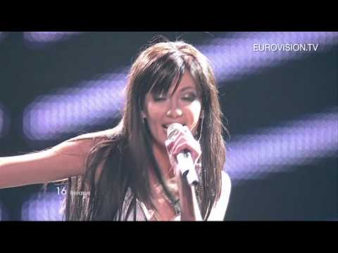Anastasiya Vinnikova - I Love Belarus (Belarus) - Live - 2011 Eurovision Song Contest 2nd Semi Final