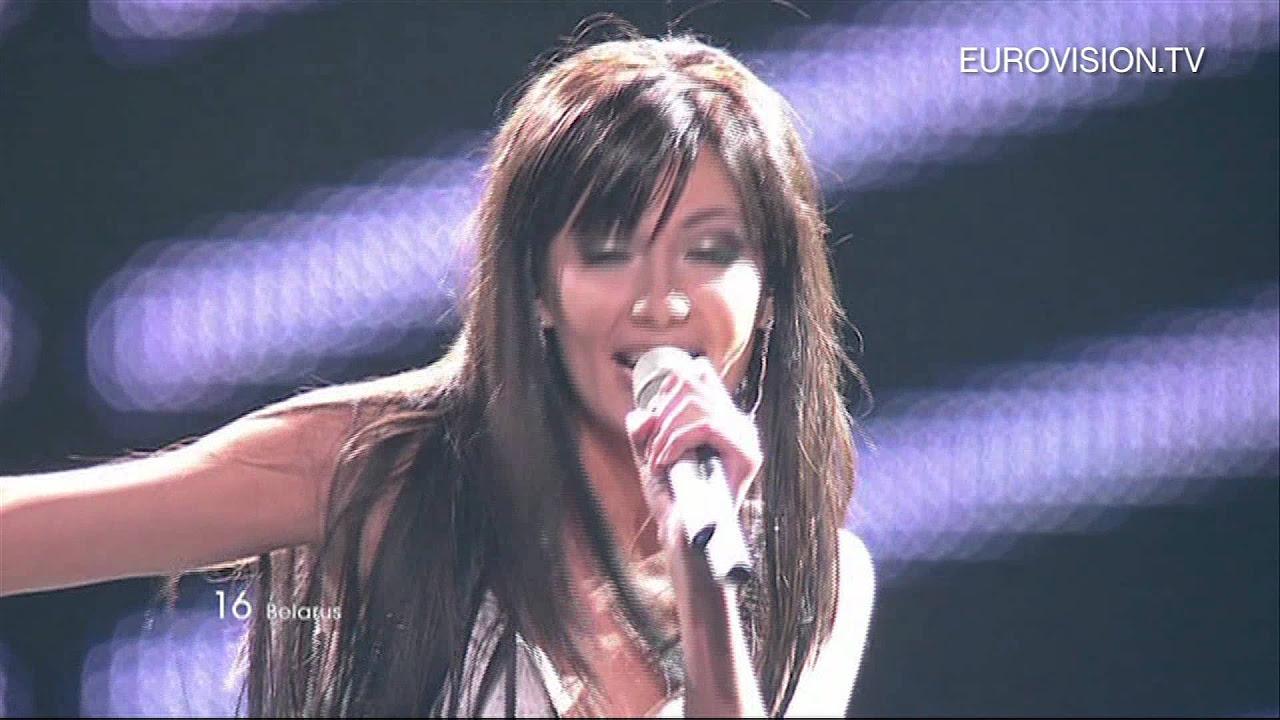 Anastasiya Vinnikova  I Love Belarus Belarus  Live  2011 Eurovision Song Contest 2nd Semi Final