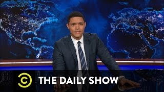 President Obama's Transgender Bathroom Backlash: The Daily Show