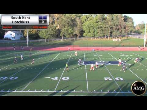 South Kent School: Prep Soccer vs Hotchkiss