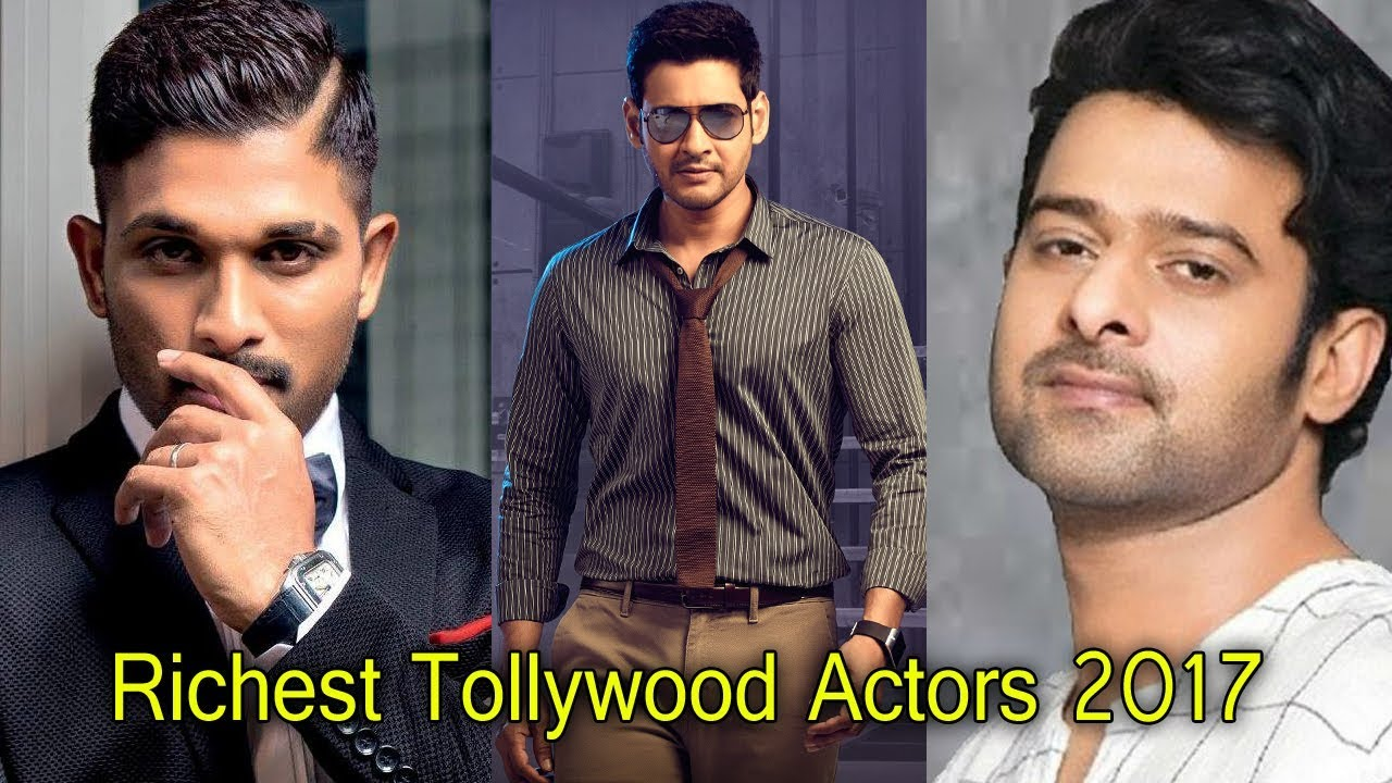 Top 10 Richest Tollywood Actors 2018 – Most Popular Actors In Telugu