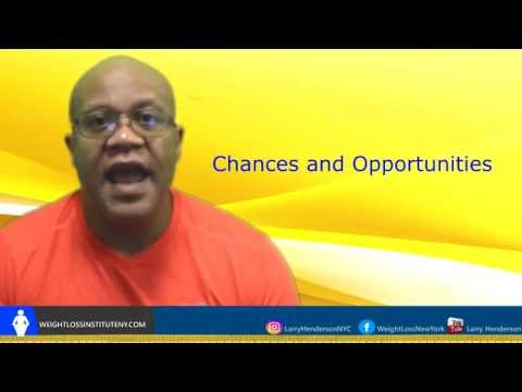 Motivational Speakers New York NYC - Chances vs. Opportunities (Ep. 16)