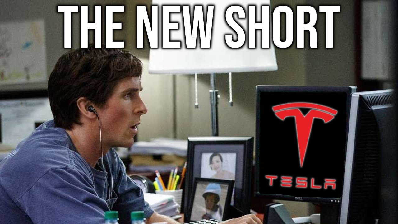 Michael Burry Isn't Early With Tesla 'Big Short,' Just Lonely