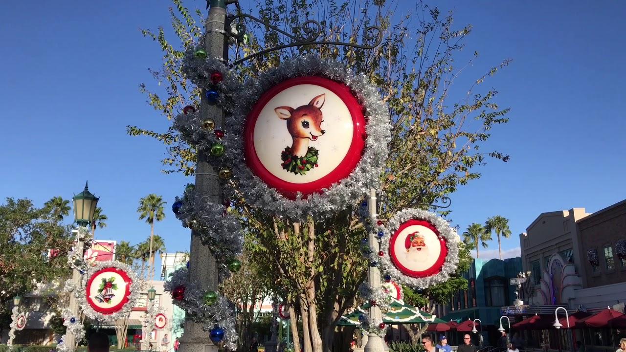 Hollywood Christmas Ornaments