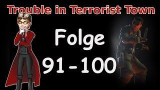 Trouble in Terrorist Town (Folge 91-100) - Best of Dhalucard